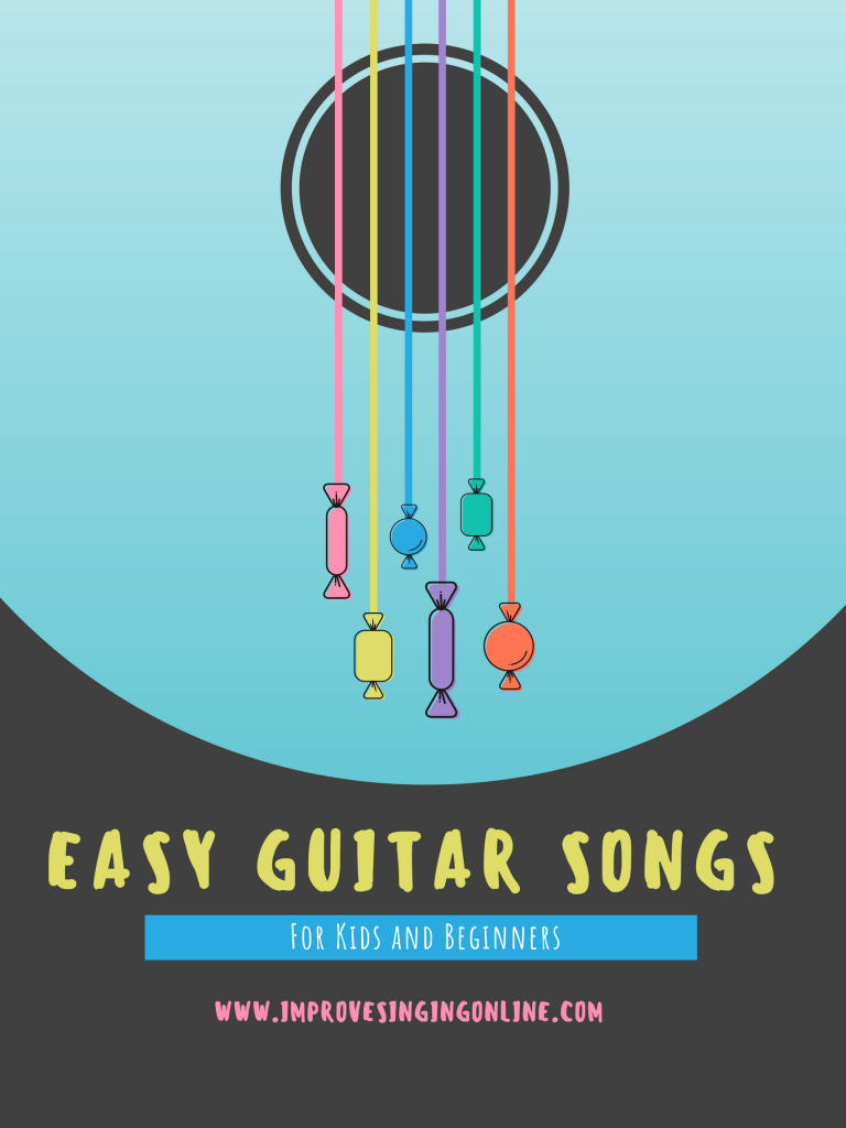 easy guitar songs for kids chords reply